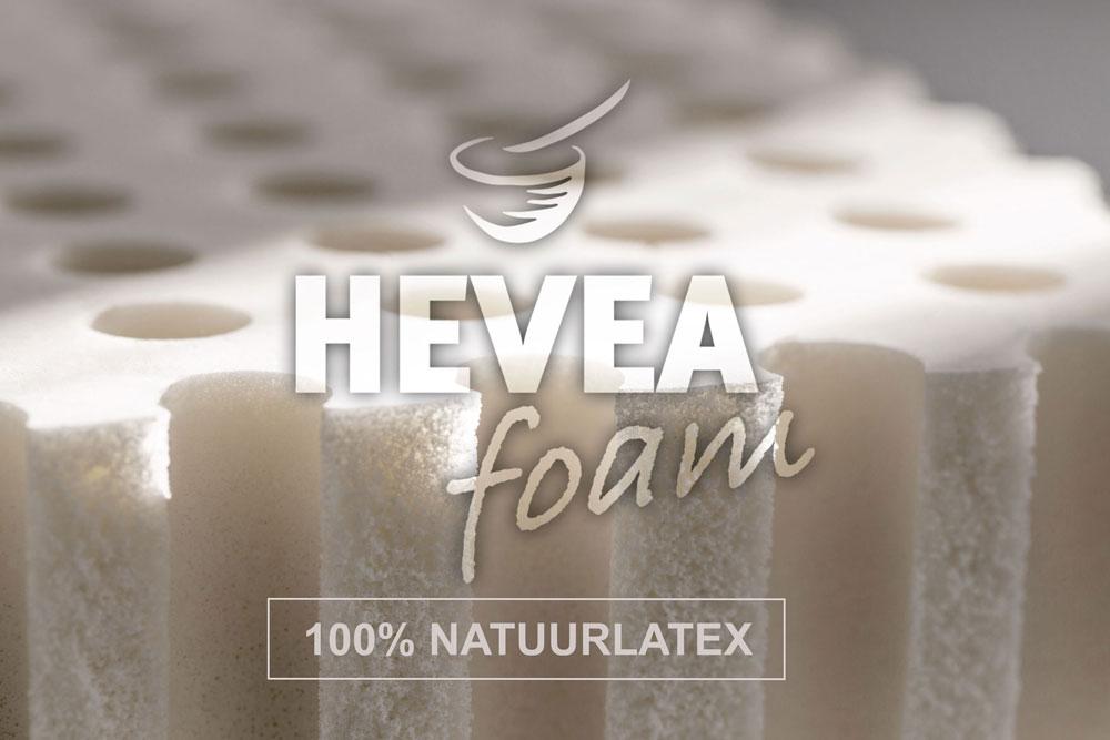 100% Hevea Foam® Natuurlatex